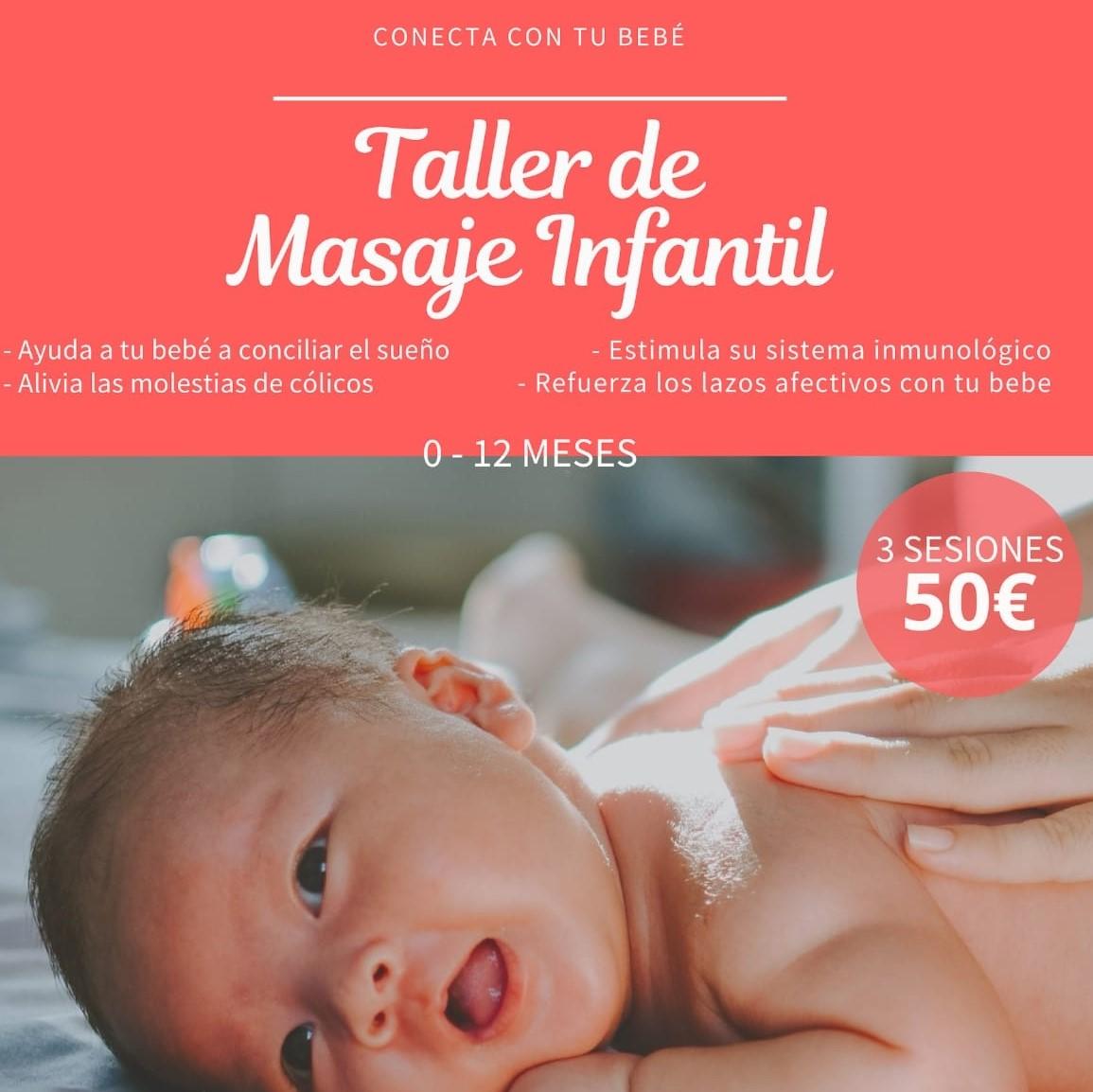 MASAJE INFANTIL: EL GRAN PODER DE LAS CARICIAS