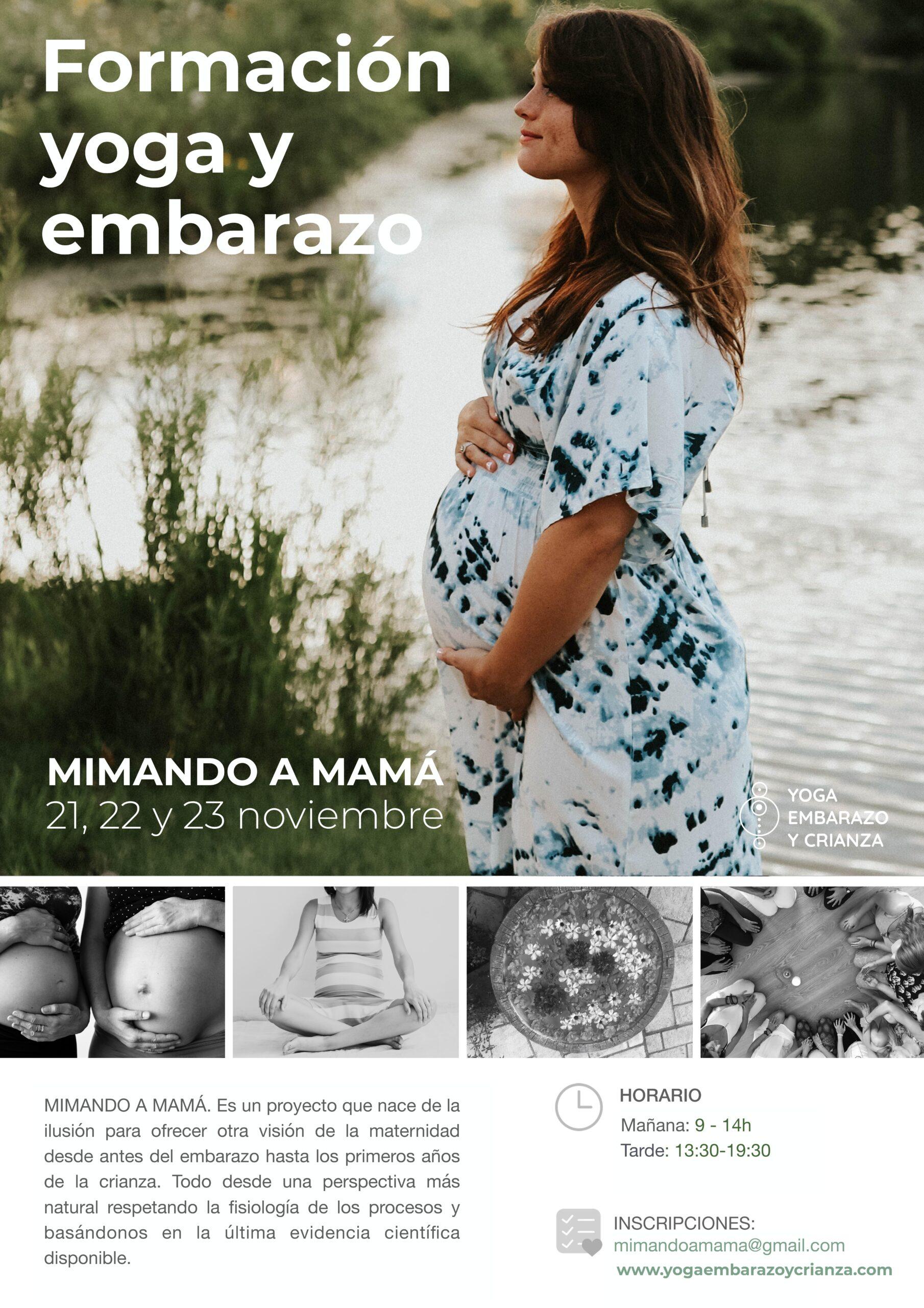 Lee más sobre el artículo FORMACIÓN YOGA Y EMBARAZO