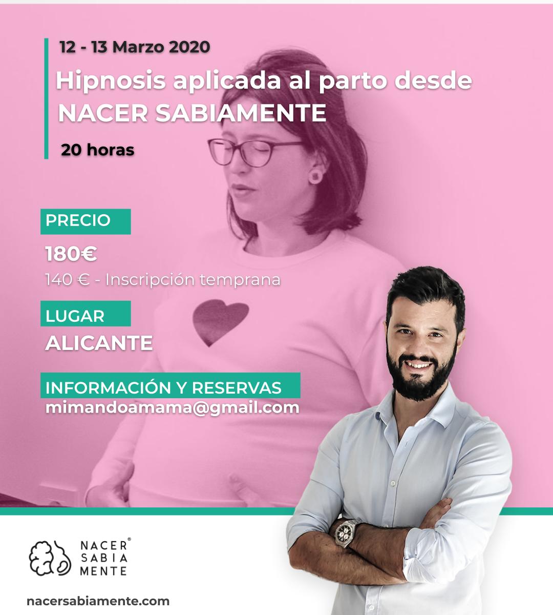 Os presento a Alejandro Ojeda, Matrón que creo la metodología NACER SABIAMENTE